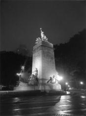 Monument at Columbus Circle, New York, 2002