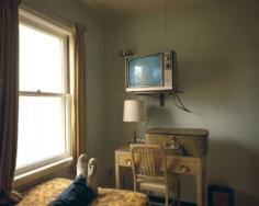 "Stephen Shore, ""Room 125, Westbank Motel, Idaho Falls, Idaho, July 18, 1973"", 20 x 24 inch C-print, Edition of 8"