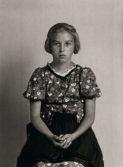Middle Class Child, ca. 1930