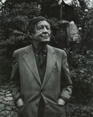 W. H. Auden, 1972