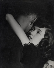 New York , c. 1940s 11 x 14 inch Vintage Ferrotype