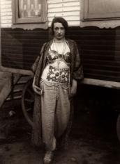 Circus Artist, ca. 1926