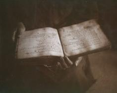 Sacred Text, Ethiopian Church, Jerusalem, 1995