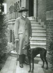 August Sander Notary, Koln, 1924