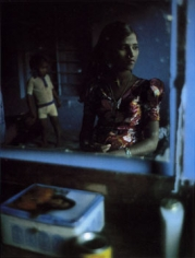 Falkland Road series (300D-001-003), Bombay, India, available 16 x 20 edition of 25, Signed on verso.