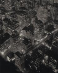 Bernice Abbott Nightview, New York, 1932