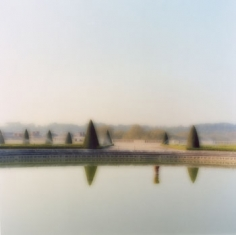 """Versailles, France, 2007""  [4-07-27c-12], 19 x 19 inch / 28 x 28 inch Chromogenic Print; Edition of 15 / 38 x 38 inch Chromogenic Print; Edition of 6"