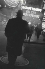 Louis Stettner, The Great White Way, c. 1954, 16 x 12 inch Gelatin Silver Print, Signed, titled and dated on verso