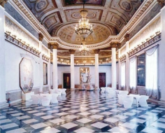 Candida Höfer, Museo Civico Correr Venezia II, 2000, 61 x 72 inch C-Print, Signed, titled and dated on verso, Edition of 6