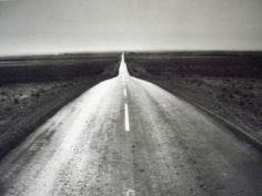 Dorothea Lange, The Road West, 1938, Printed 1950s, 11 x 14 inch Gelatin silver print, Artist stamp verso