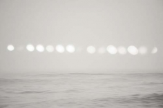 Mary Ellen Bartley.White Dots,2012. Archival pigment print. 16.85 x 23 inches. Edition of .