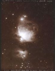 Orion Nebula, January 17, 1939, 1999
