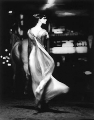 Lillian Bassman, Anneliese Seubert, New York, 1997, 20 x 16 inch Gelatin Silver Print, Signed on verso, Edition of 25