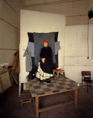 Model, Akademy of fine Arts, 2002