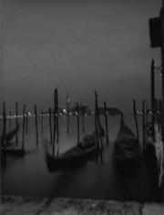 Gondolas The Grand Canal, Venice, 2001