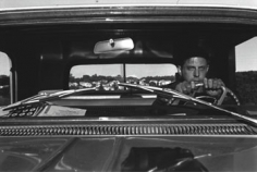 Lee Friedlander, Haverstraw, NY, 1966, Printed later, 11 x 14 inch Gelatin silver print, Signed, titled and stamped on verso