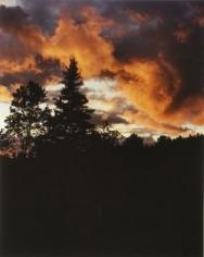 """Field at Dusk #1"", 2008, 20 x 16 inch Chromogenic Print, Edition of 7, 24 x 20 inch Chromogenic Print, Edition of 5"