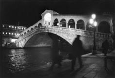 Rialto Bridge with Shadows, Venice, 2001