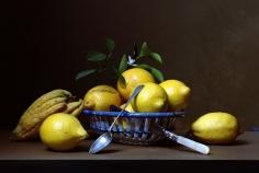 Early American, Lemons, 2007. Chromogenic print,14 3/4x 18 1/4inches.