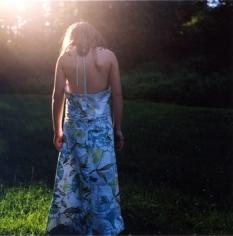 Sophia, In My Dress, 2004, 20 x 24 inch Chromogenic Print,