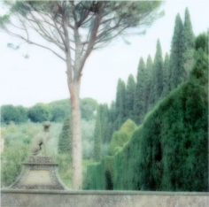 Villa Gameraia, Italy (10-00-15c-4), 2000 Chromogenic print, 28 x 28 inches