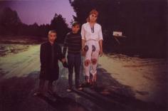 William Eggleston Outskirts of Morton, Mississipi, Halloween, 1975