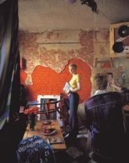 Tom Hunter, The Art of Squatting, 1997, 60 x 48 inch Dye Bleach Print, Edition of 5