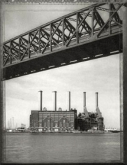 Factory NJ, 1994, 11.5 x 15 dust grained photogravure, edition 5/50