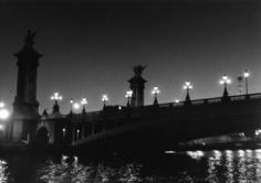 Bridge with Flying Birds, Paris, 1998