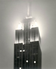 Empire State Building, 1993, 11.5 x 15 dust grained photogravure, edition 5/50