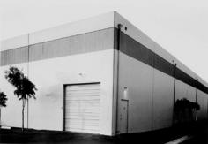 #50 New Industrial Parks near Irvine, California, 1974 Vintage gelatin silver print, 8x 10 inches