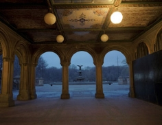Bethesda Fountain, 2005, 20 x 24 inch Chromogenic Print, Signed and titled on verso, Edition of 15