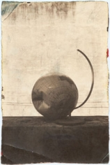 Masao Yamamoto, Untitled #9 from the series A Box of Ku. Gelatin silver print 5 x 3 inches.