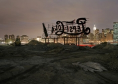 Pepsi-Cola Sign, 2008, 20 x 24 inch Chromogenic Print, Signed and titled on verso, Edition of 15
