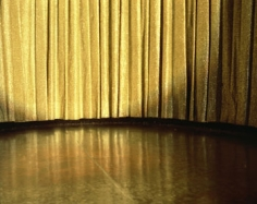 Golden Stage, Poconos, PA, 2004, Chromogenic Print, available in 20 x 24, 30 x 40, and 40 x 50 inches, editions of 5..