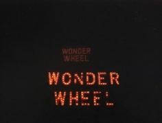 Wonder Wheel at Night, Coney Island, NY, 2003