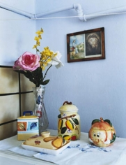 Roses on the Fridge, 2004, 20 x 24 inch chromogenic print, Signed, titled, dated and editioned on the verso, Edition of 15