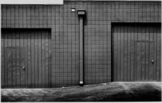 #44 New Industrial Parks near Irvine, California, 1974 Vintage gelatin silver print, 8x 10 inches