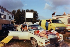 Mitch Epstein, Cocoa Beach I, Florida, 1983, 28 x 42 inch Chromogenic Print, Edition of 8