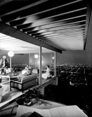 Julius Shulman Case Study House #22, Los Angeles, CA(Pierre Koenig), 1960