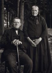 Farming Couple - Propriety and Harmony, ca. 1912
