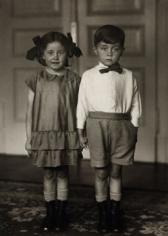 Middle Class Children, ca. 1925