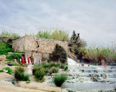 The Sulpher Springs of Saturnia, Italy, 2000Sandgate, England, 2001