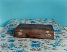 Dad's Briefcase, 2000, 30 x 40 inches, Chromogenic Print