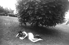 """Untitled (from """"Women are Beautiful""""), 1981, 11 x 14 inch gelatin silver print, signed, Ed.of 80"""