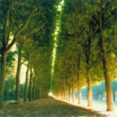 Parc de Sceaux, near Paris, France, 1997