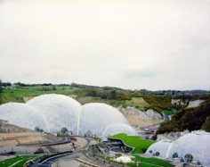 Jim Cooke, Eden Project, England, 2001, 30 x 40 inch Chromogenic print, Signed, dated and editioned recto, Edition of 10