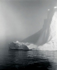 Diane Cook, Disko Bay, Ilulissat, 1999, 40 x 30 inch Gelatin silver print, Signed, titled, dated and numbered on verso, Edition of 10