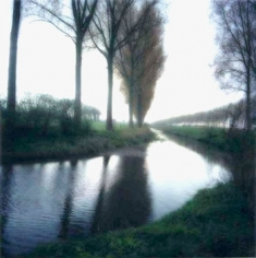 Damme, Belgium, 2004 (4-04-8c-2), 19 x 19 and 28 x 28 inch Chromogenic print, Edition of 15 per size