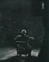 Pablo Casals Gelatin Silver Print